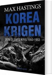 koreakrigen - bog