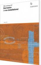 korrosion i vvs-installationer - bog