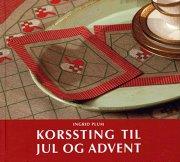 korssting til jul og advent - bog