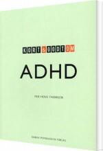 kort & godt om adhd - bog