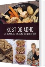 kost og adhd - bog