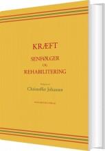 kræft - senfølger og rehabilitering - bog