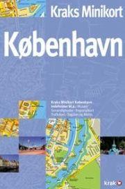 kraks minikort københavn - bog
