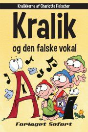 kralik og den falske vokal - bog