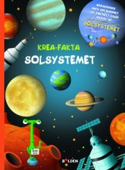 krea fakta: solsystemet - bog