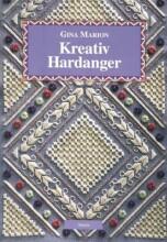 kreativ hardanger - bog