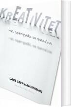 kreativitet - et spørgsmål om dannelse - bog