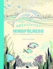 kreativitet og mindfulness - 100 billeder af havets dyr og planter du selv kan farvelægge - bog