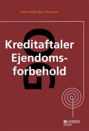 kreditaftaler og ejendomsforbehold - bog