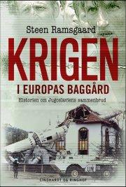 krigen i europas baggård - bog