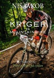 kriger på mountainbike - bog
