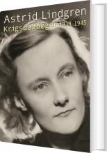 krigsdagbøger 1939-1945 - bog