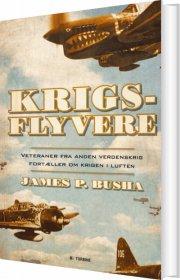 krigsflyvere - bog