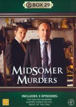 kriminalkommissær barnaby - 29 - DVD