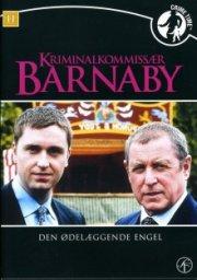 kriminalkommissær barnaby - den ødelæggende engel - DVD