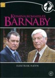 kriminalkommissær barnaby - elektrisk hævn - DVD