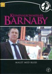 kriminalkommissær barnaby - malet med blod - DVD