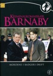 kriminalkommissær barnaby - mordene i badgers drift - DVD