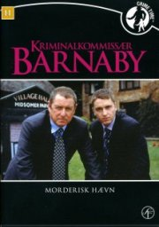 kriminalkommissær barnaby - morderisk hævn - DVD