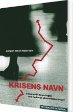 krisens navn - bog
