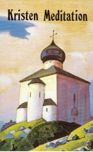 kristen meditation - bog
