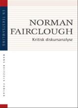 kritisk diskursanalyse - bog