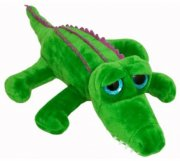 krokodille bamse - 33 cm - Bamser