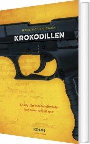 krokodillen - bog