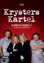 krysters kartel - sæson 1-3 - DVD