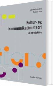 kultur- og kommunikationsteori - bog