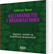 kulturanalyse i organisationer - bog