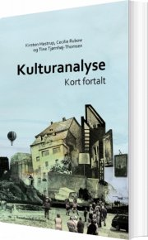 kulturanalyse - bog