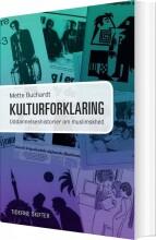 kulturforklaring - bog