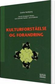 kulturforståelse og forandring - bog