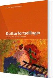 kulturfortællinger - bog