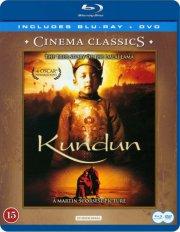 kundun  - Blu-Ray + Dvd