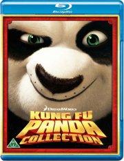 kung fu panda collection - Blu-Ray