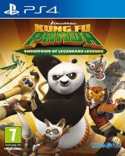 kung fu panda: showdown of legendary legends - PS4