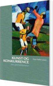 kunst og konkurrence - bog