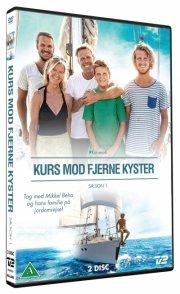 kurs mod fjerne kyster - sæson 1 - DVD
