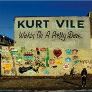 kurt vile - wakin on a pretty daze - cd