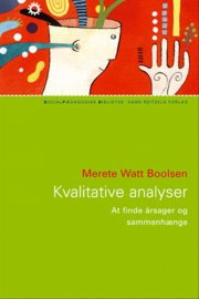 kvalitative analyser - bog