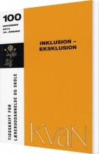 kvan 100 - inklusion - eksklusion - bog