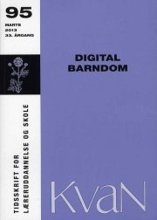 kvan 95 - digital barndom - bog