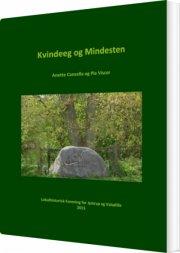 kvindeeg og mindesten i jystrup - bog