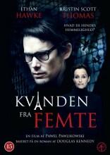 kvinden fra femte / the woman in the fifth - DVD