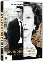 kvinden i guld / woman in gold - DVD