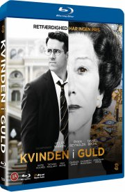kvinden i guld / woman in gold - Blu-Ray
