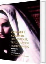 kvinder i koranen - bog