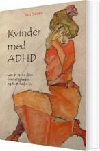 kvinder med adhd - bog